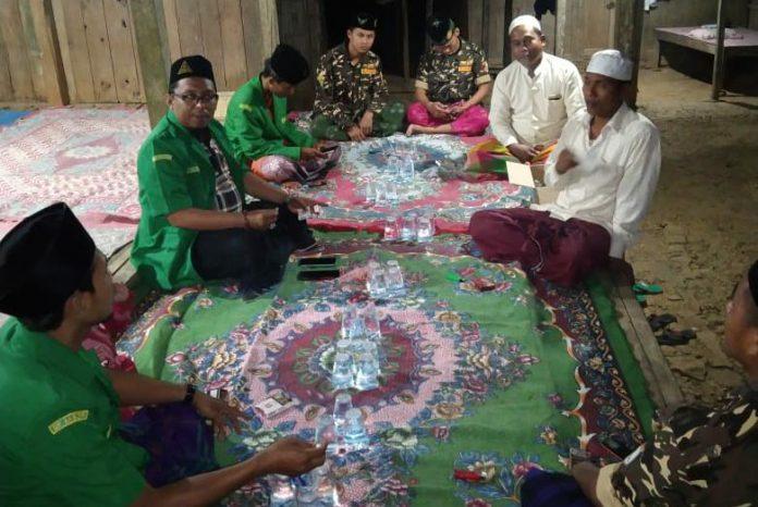 Ranting Ansor Desa Birem Gelar Giat Diskusi Ala Pemuda